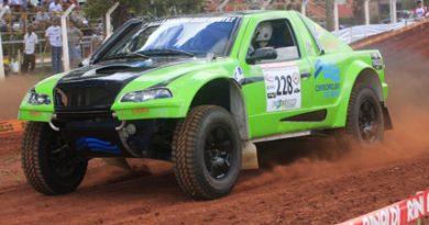 Rally: Conheça a Sherpa – novo carro da dupla Hugo e Kaique