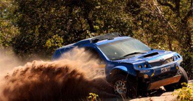 Rally: Subaru Forester está fora do Rali dos Sertões