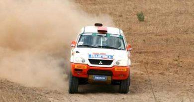 Rally: Tony Almeida e Célio Di Pace iniciam temporada 2009 no Velopiocerá