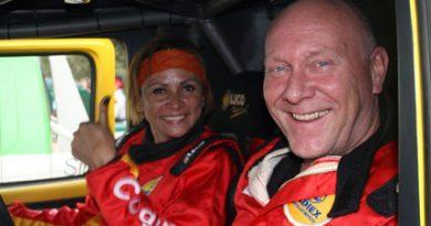 Rally: Codipar Racing passa por vistoria técnica e está pronta para o Piocerá 2009