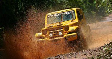 Rally: Sob sol escaldante, Codipar Racing tem boa estréia no Piocerá 2009