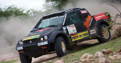 Rally: Riamburgo Ximenes e Stanger Eller quebram à 7 quilômetros da linha de chegada e perdem o título