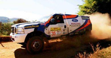 Rally: Brasileiro de Cross-Country continua depois do Rally dos Sertões