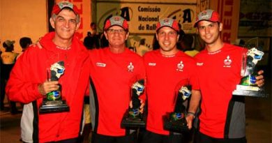 Rally: Guilherme Spinelli e Marcelo Vivolo conquistam o tricampeonato na Copa Baja