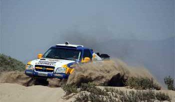 Rally: Brasileiros em terceiro e quarto no Mundial