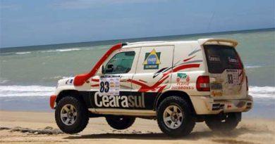 Rally: Cearasul Rally Team pronta para mais um VeloCeará