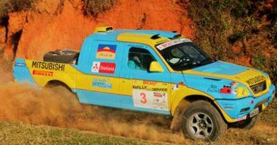 Rally: Campeão por antecipação do velocidade vai atrás do título do Cross Country