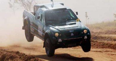 Rally: Baja Serrazul marca o retorno de Palmeirinha à 'Porquinha'
