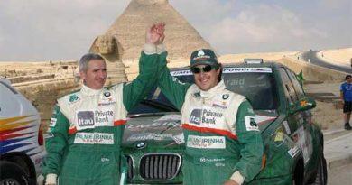 Rally: Paulo Nobre conquista o 3º lugar no primeiro dia de prova