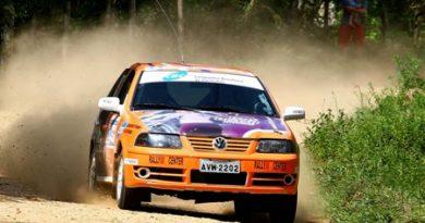 Rally: Quebra adia título de Brustolin e Cecconello no Brasileiro de Rally
