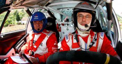 Rally: Édio Fuchter e Gilvan Jablonski são Campeões Brasileiros de Rali de Velocidade