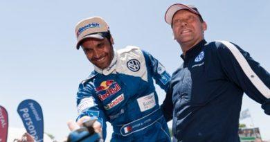 Rally Dakar: Primeiro, Primeiro e Primeiro. De Novo.