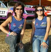 Rally: Helena Deyama na expectativa para o início do Rally dos Sertões