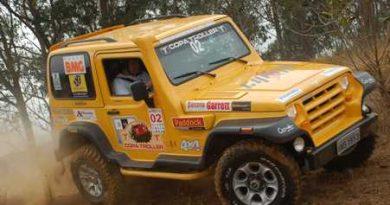 Rally: Prova em JF foi a mais longa e difícil da temporada 2008 da Copa Mineira