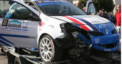 Rally: Robert Kubica bate e abandona Rally Taormina-Messina