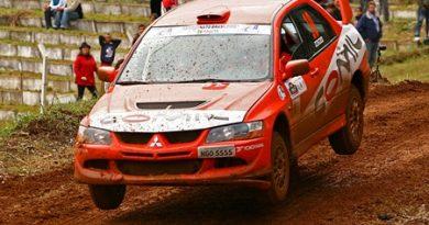 Rally: Milton Pagliosa volta às pistas no Rally de Estação