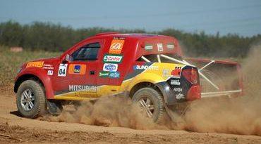 Rally Mitsubishi Cup: Varela/Bampi vencem novamente