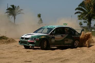 Rally: Palmeirinha participa do Campeonato Brasileiro de Velocidade neste fim de semana