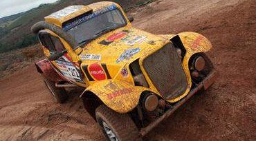 Rally: Vitor Fischer/Daniel Simon vencem pela primeira vez uma etapa da Copa RallySP