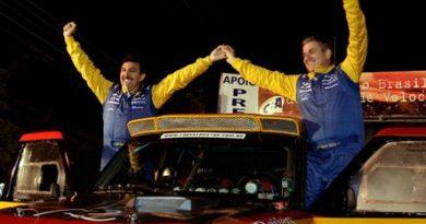 Rally: Equipe Reijers supera os problemas e se destaca no Rally de Pomerode