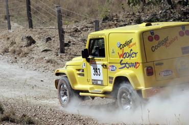 Rally: Willem e Doris van Hees fazem corrida de recuperação na terceira etapa do Rally dos Sertões