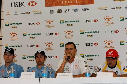"""Rally: """"Edição 2008 foi a melhor de todos os tempos"""", diz Marcos Moraes"""