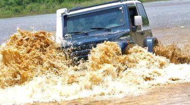 Rally: Poeira e muita areia marcaram a 8ª edição do Rally Ecológico