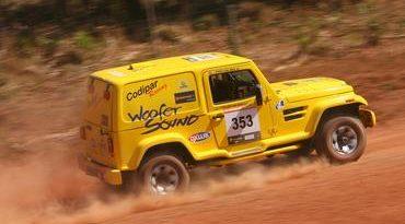 Rally: Willem e Doris obtiveram o melhor resultado da dupla no quinto dia do Rally dos Sertões