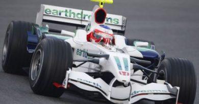 F1: Rubinho se dedica exclusivamente aos treinos em Jerez