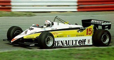 F1: Dobradinha foi a segunda da história da Renault