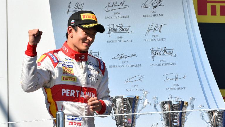 F1: Manor anuncia Rio Haryanto e completa grid de 2016