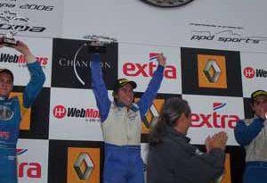 F-Renault: Rick Rosin vence depois de largar em 11°