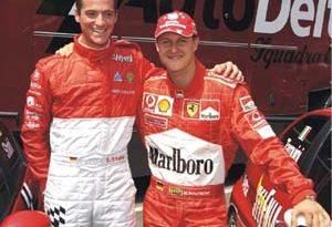 A1GP: Sebastian Stahl, irmão adotivo dos Schumacher, vai correr na China
