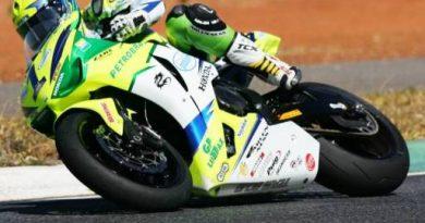 Moto: Scudeler dá mais um salto em direção ao título do Brasileiro de Motovelocidade
