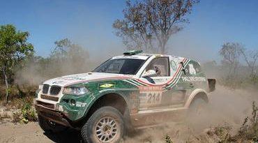 Rally: Palmerinha vence mais uma e iguala marca de 2006