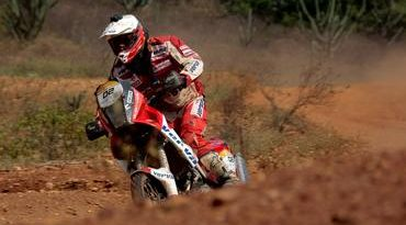 Rally dos Sertões: Segundo do dia, Zé Hélio fica ainda mais perto do título