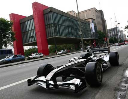 Superleague Fórmula: EuroInternational sonda Lapenna para pilotar carro corinthiano