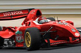 Superleague Fórmula: Liverpool é o 17° time da categoria