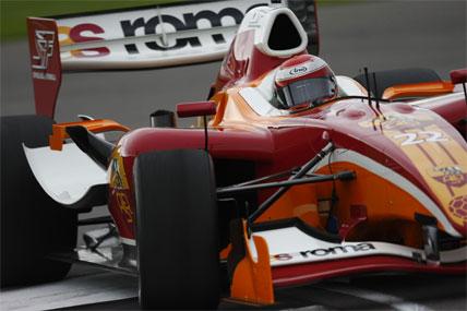 Superleague Fórmula: Roma lidera penúltimo treino da categoria