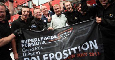 SL Fórmula: Craig Dolby marca a pole em Zolder