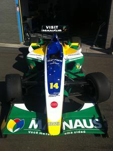 SL Fórmula: Antonio Pizzonia representa o Brasil na Taça do Mundo