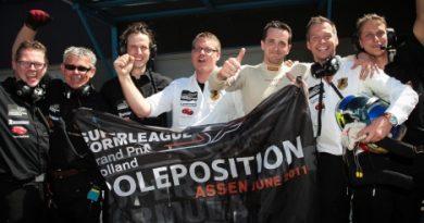 SL Fórmula: Tristan Gommendy marca a pole em Assen