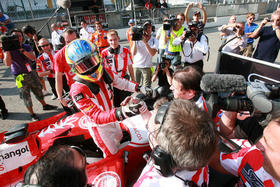 Superleague Fórmula: Olympiacos marca a pole em Monza