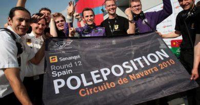 SL Fórmula: David Rigon sai na pole em Navarra