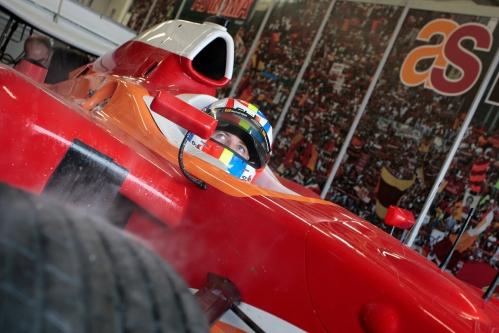Superleague Fórmula: Roma é o mais rápido nos primeiros treinos em Slvestone