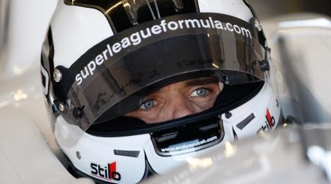 SL Fórmula: Andy Soucek é o mais rápido em Assen