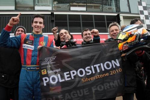 Superleague Fórmula: Basel sai na pole para a abertura da temporada