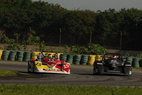 Spyder Race Brasileiro: Na última corrida em Jacarepaguá, Fortes e Bueno vencem