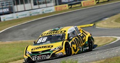 Stock: Equilíbrio dá a tônica no primeiro dia de atividades da Stock Car em Curitiba