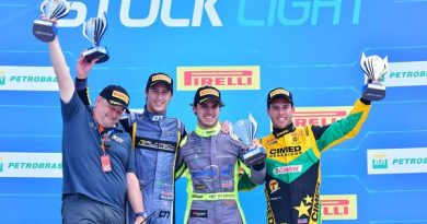 Stock Light: Enzo Bortoletto vence no fechamento da etapa de Curitiba